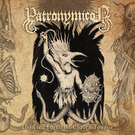 patronymicon – ushered forth by cloven tongue