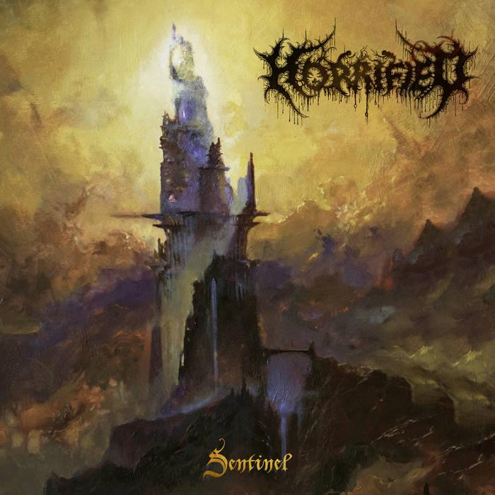 horrified [uk] – sentinel [ep]