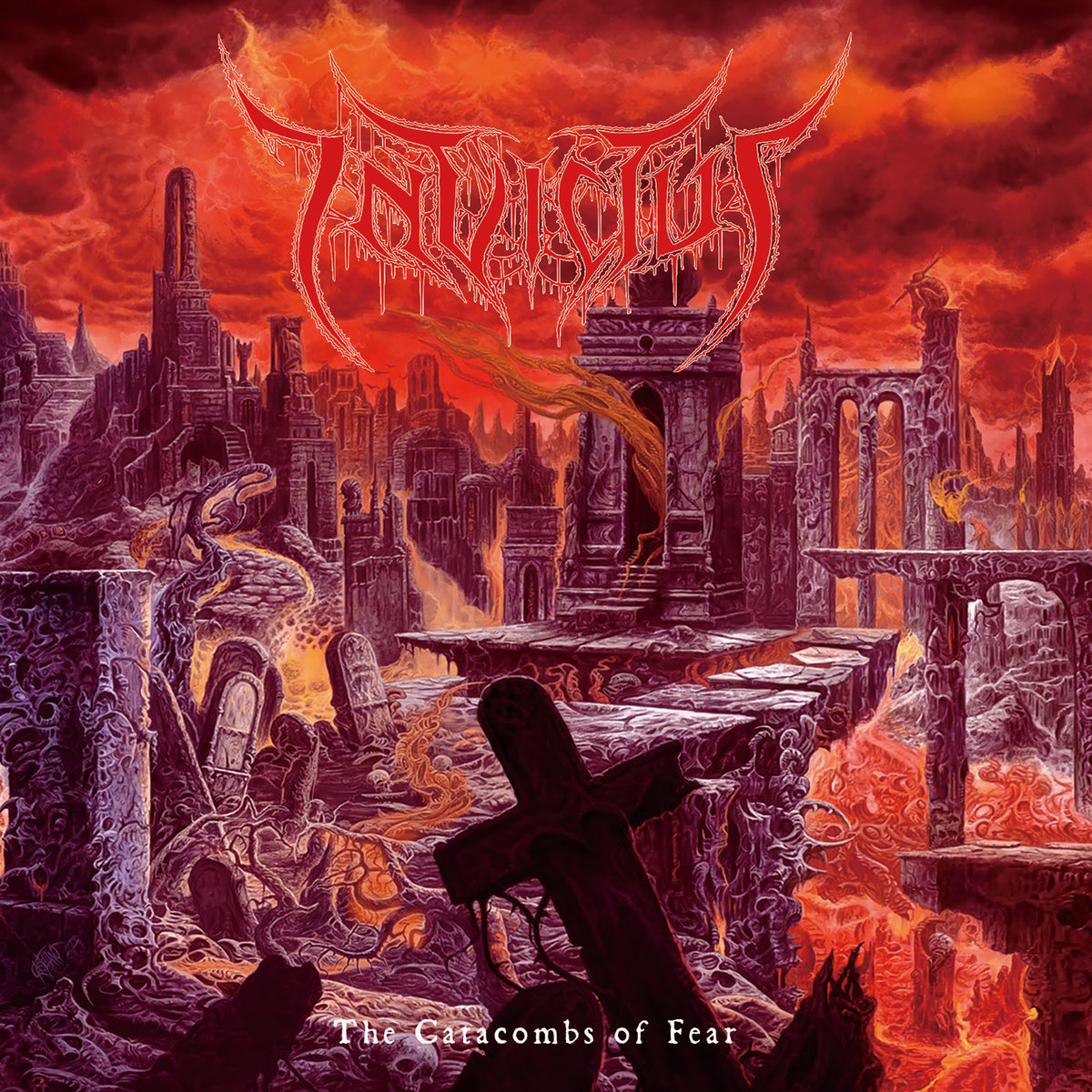 invictus [jap] – the catacombs of fear