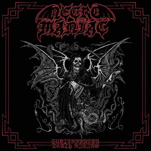 necromaniac – subterranean death rising [ep]