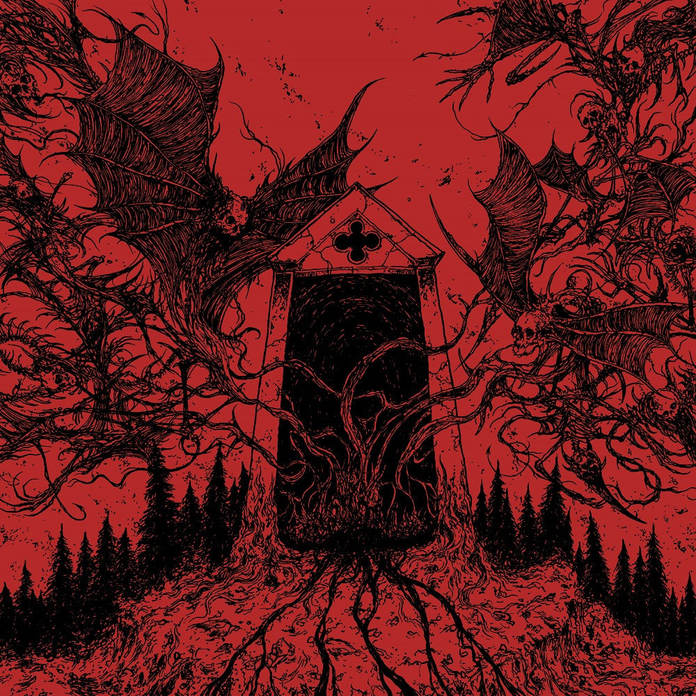 necrostrigis – from bleak cavernous chambers