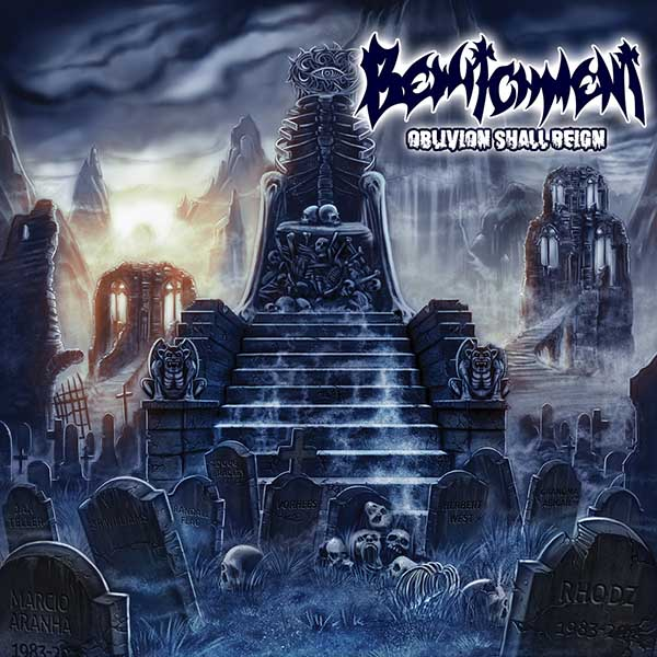 bewitchment – oblivion shall reign