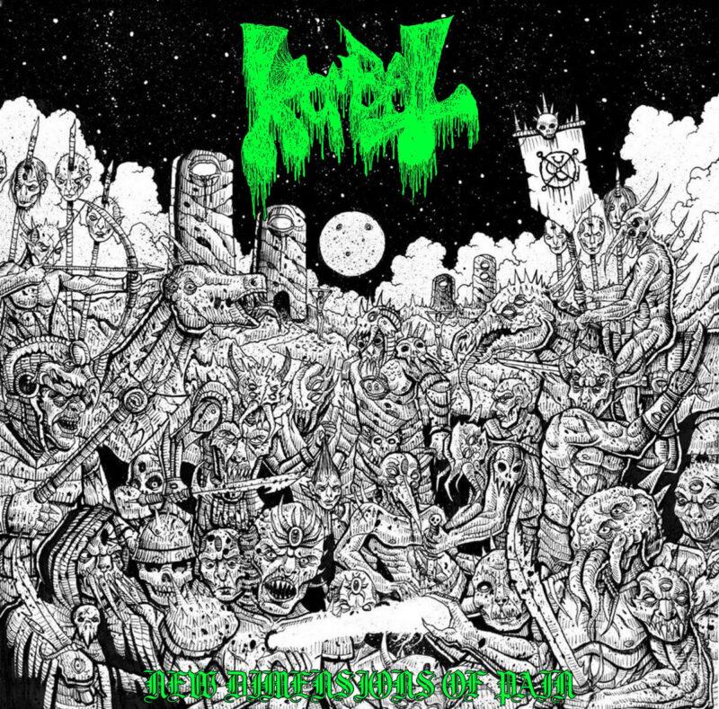 kombat – new dimensions of pain [ep]