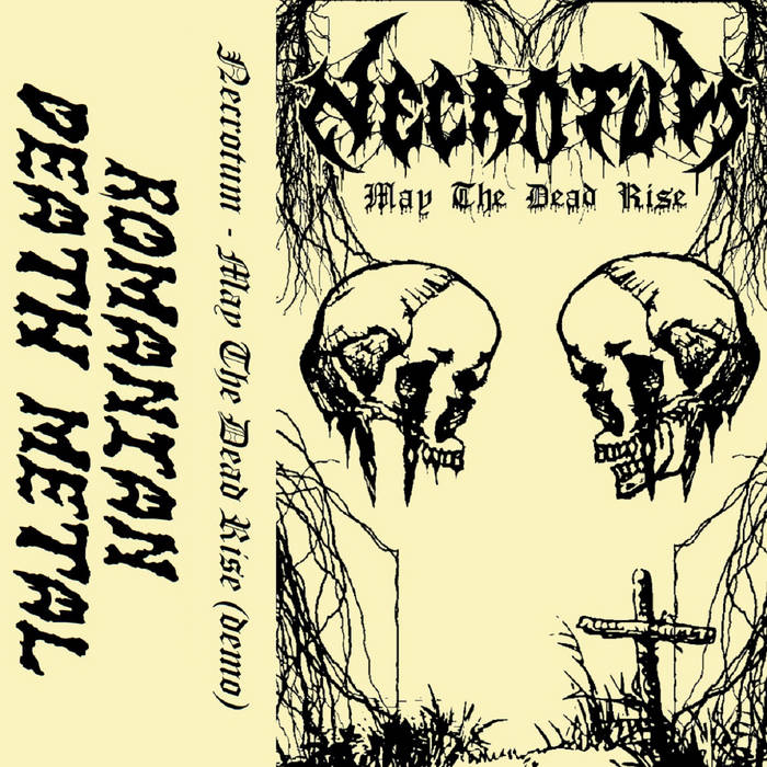 necrotum – may the dead rise [demo]