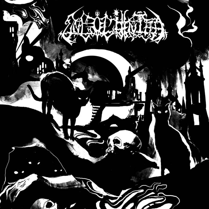 ungoliantha – the howl in the waste [ep]