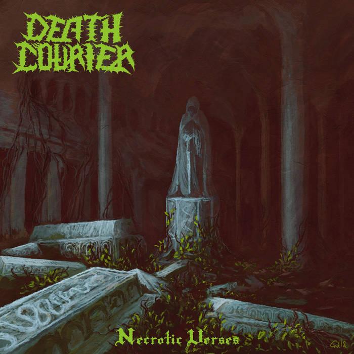 death courier – necrotic verses