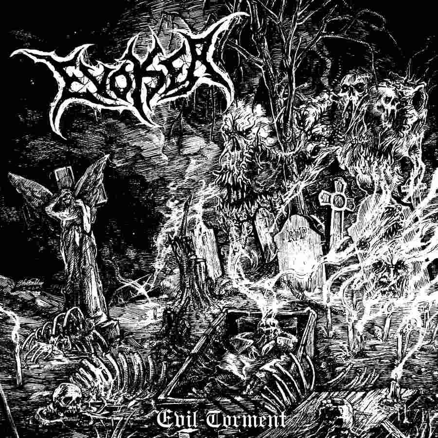 evoker – evil torment [ep]