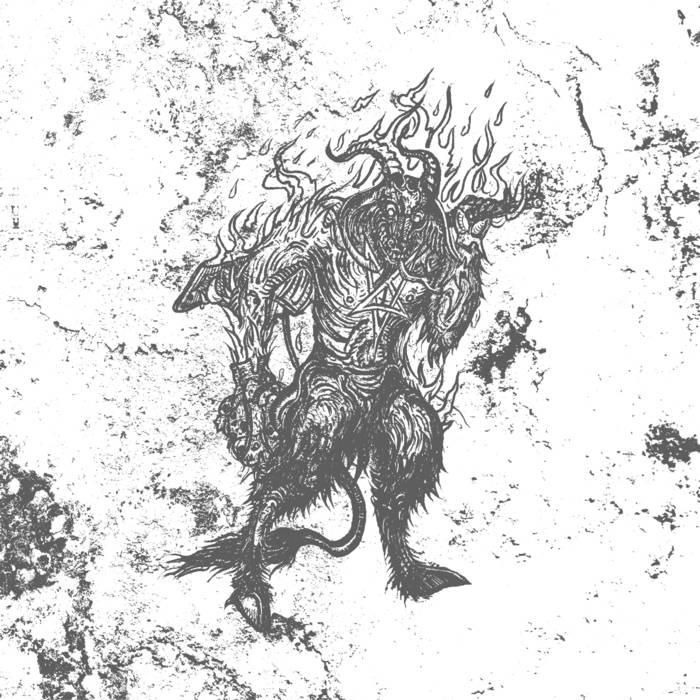 goat terror – unholy march [demo]