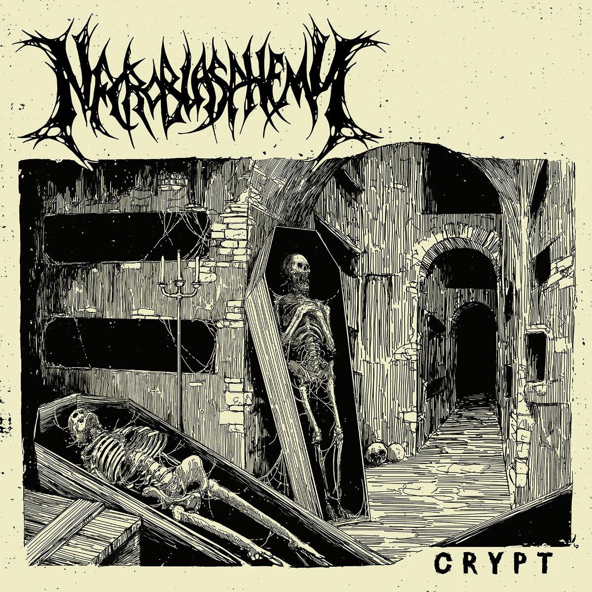 necroblasphemy – crypt [demo]