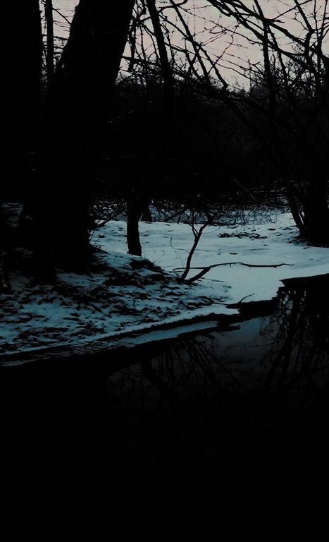 krypta nicestwa / forest mysticism – mirrors of glaciated earth [split]
