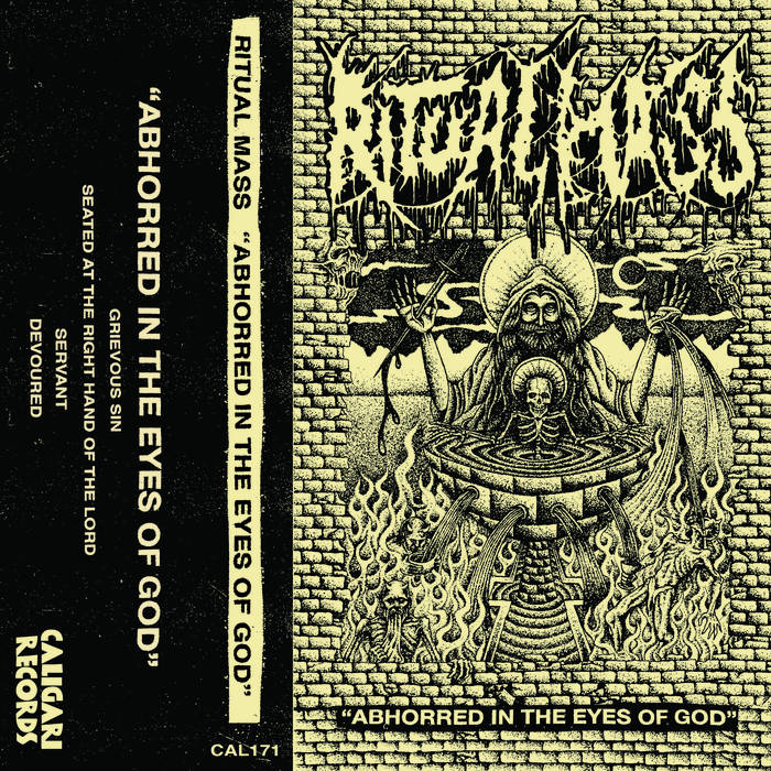 ritual mass – abhorred in the eyes of god [ep]