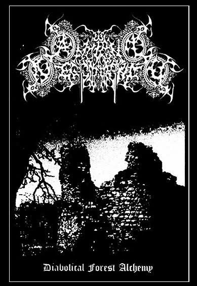 ancient necromancy – diabolical forest alchemy [demo]