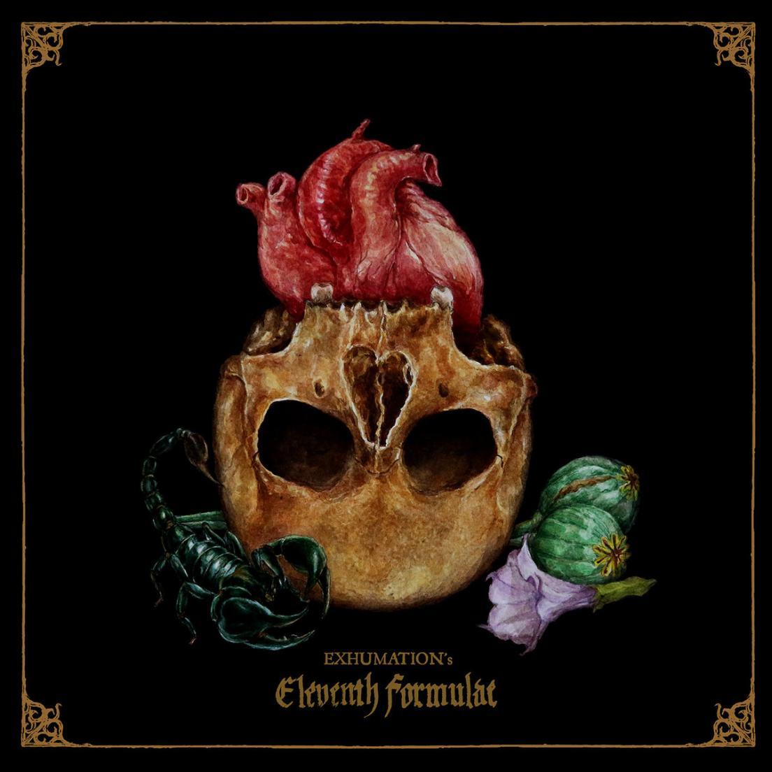 exhumation [idn] – eleventh formulae