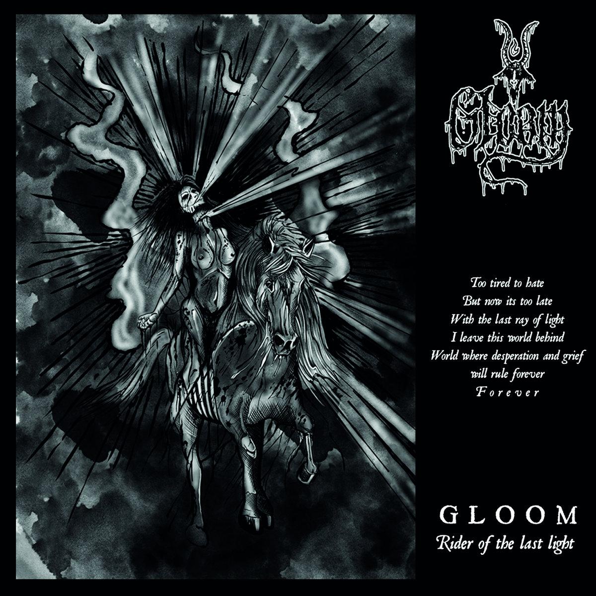 gloom – rider of the last light