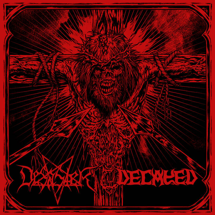 desaster / decayed –  desaster / decayed [split]