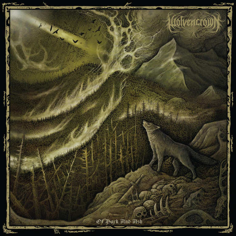 wolvencrown – of bark and ash