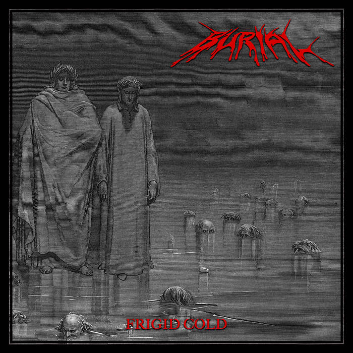 burial [hol] – frigid cold [demo / re-release]