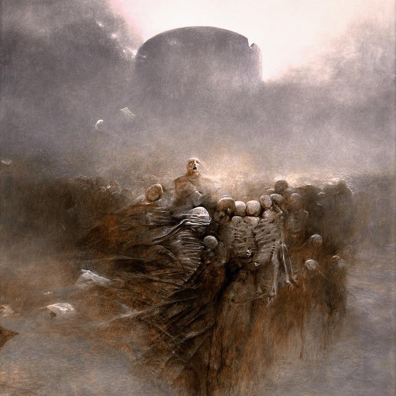 cosmovore – into the necrosphere [ep]