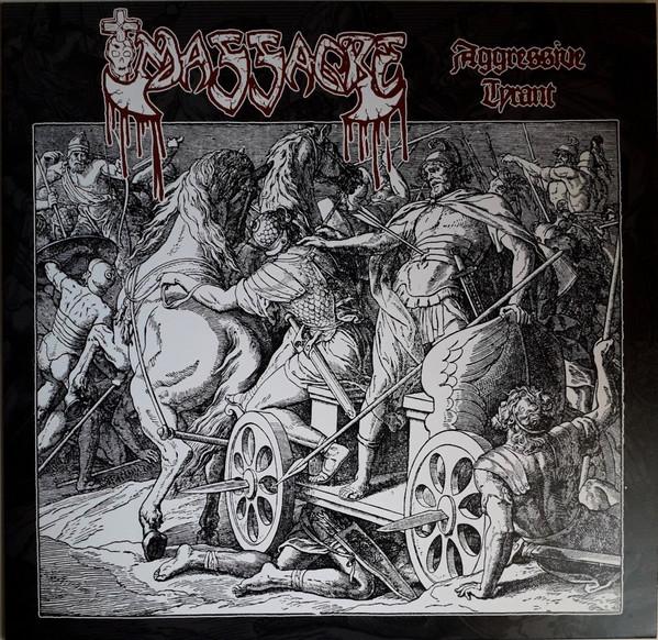 massacre – aggressive tyrant [demo / re-release]