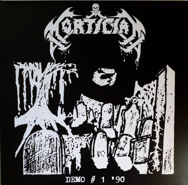 mortician – demo #1 1990 [demo / re-release]