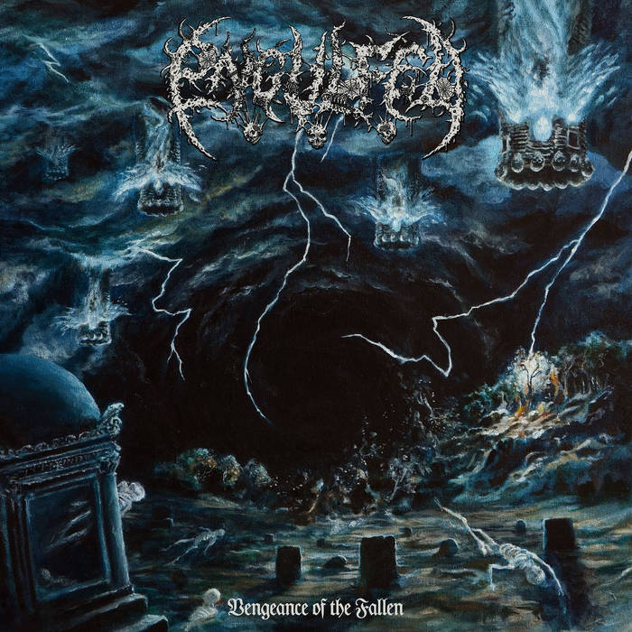 engulfed – vengeance of the fallen [ep]