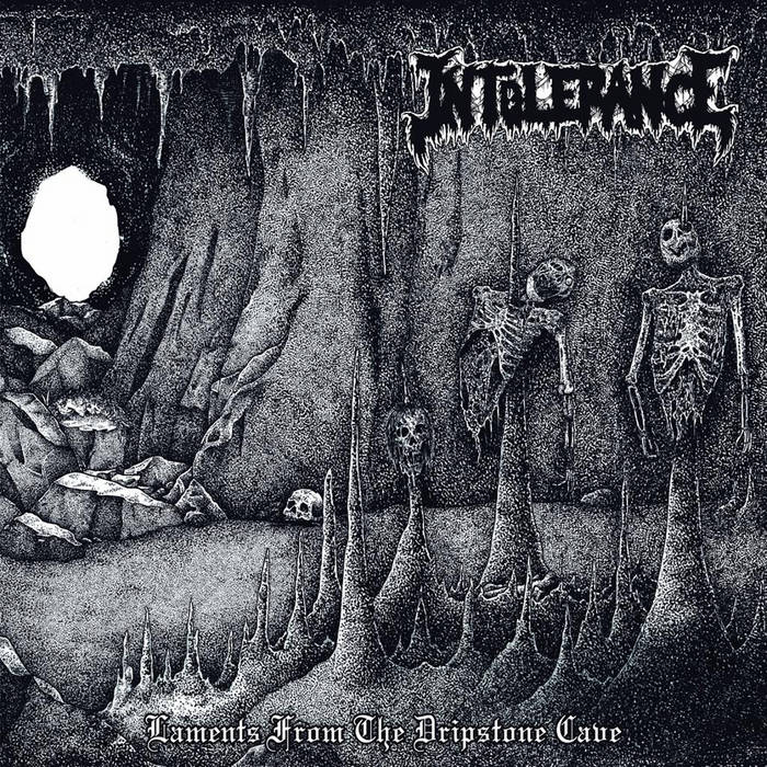 intolerance [esp] – laments from the dripstone cave [ep]