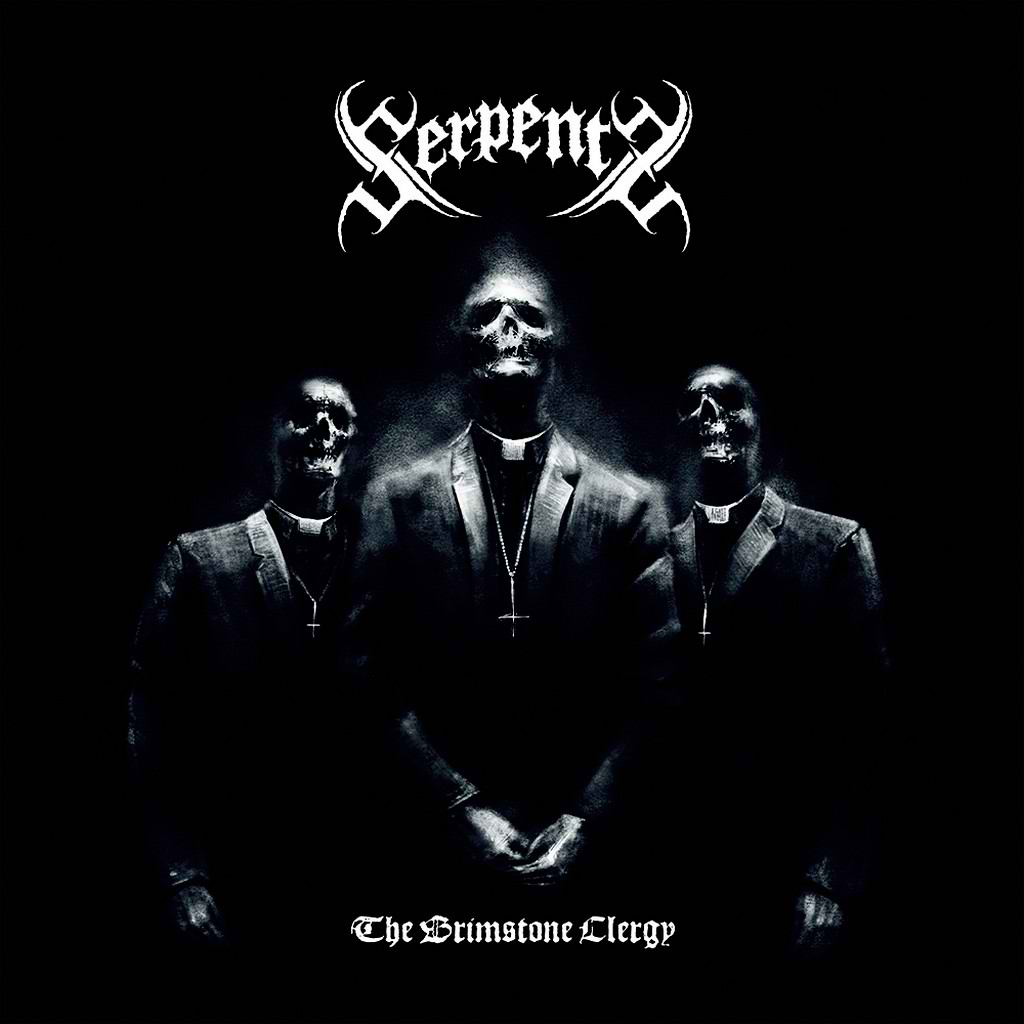 serpents – the brimstone clergy [ep]