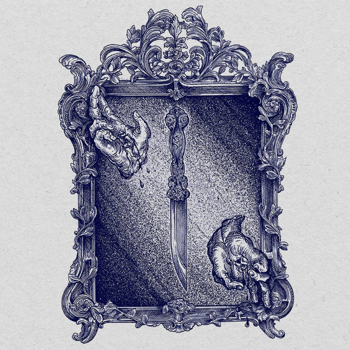 silver knife – unyielding / unseeing