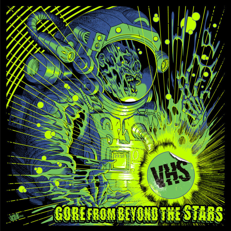 vhs – gore from beyond the stars