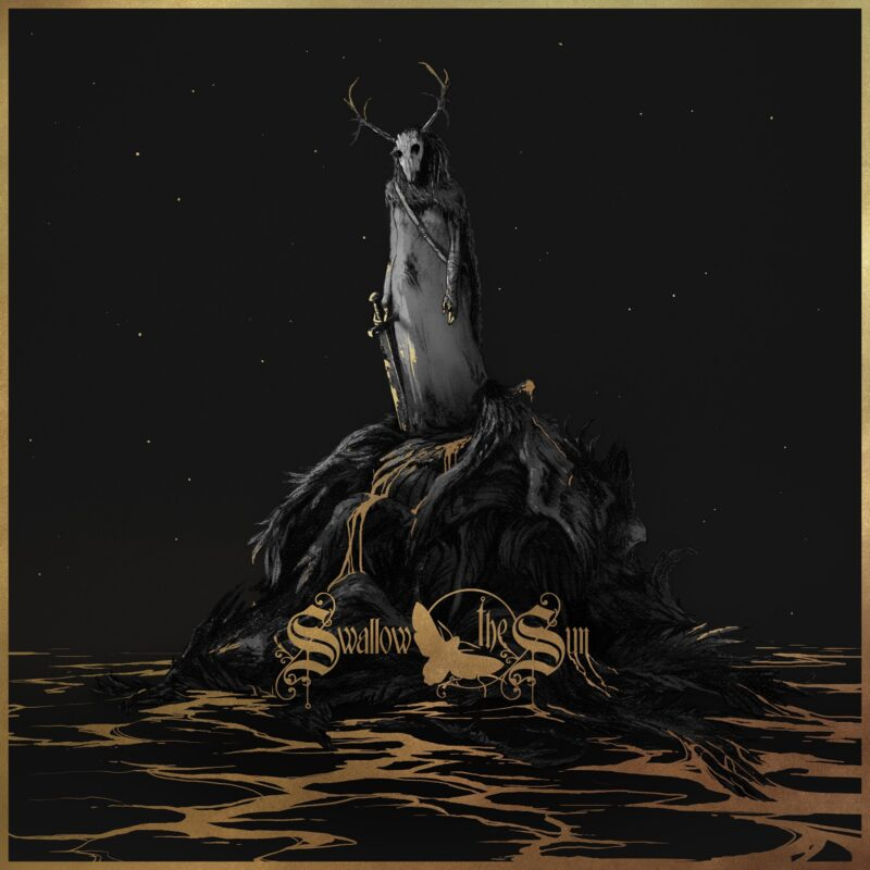 swallow the sun – when a shadow is forced into the light