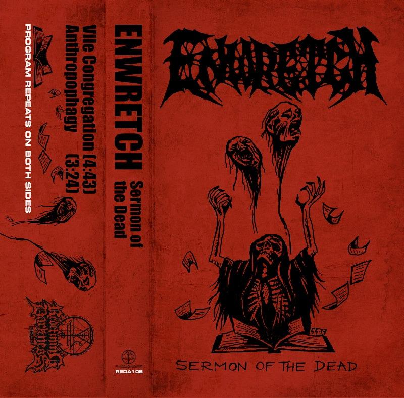 enwretch – sermon of the dead [demo]