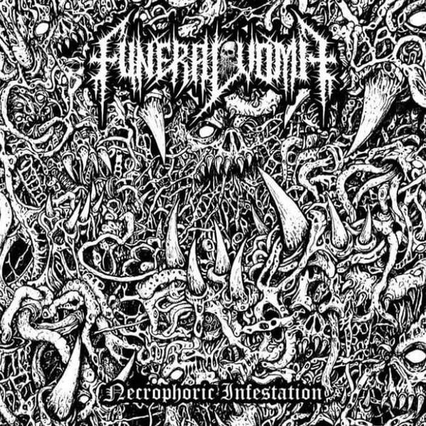 funeral vomit – necrophoric infestation [demo]