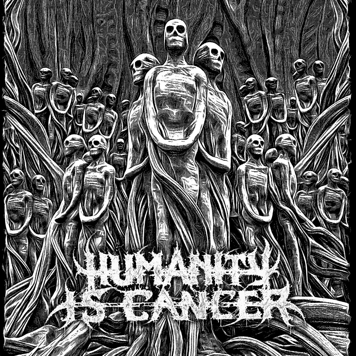 humanity is cancer – humanity is cancer [ep]