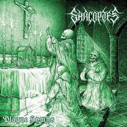 sarcoptes – plague hymns [ep]