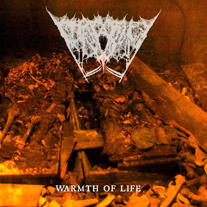 chamber of bones – warmth of life [ep]