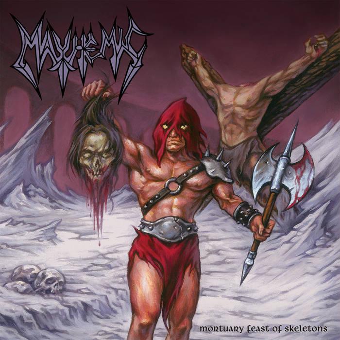 mayhemic – mortuary feast of skeletons [ep]