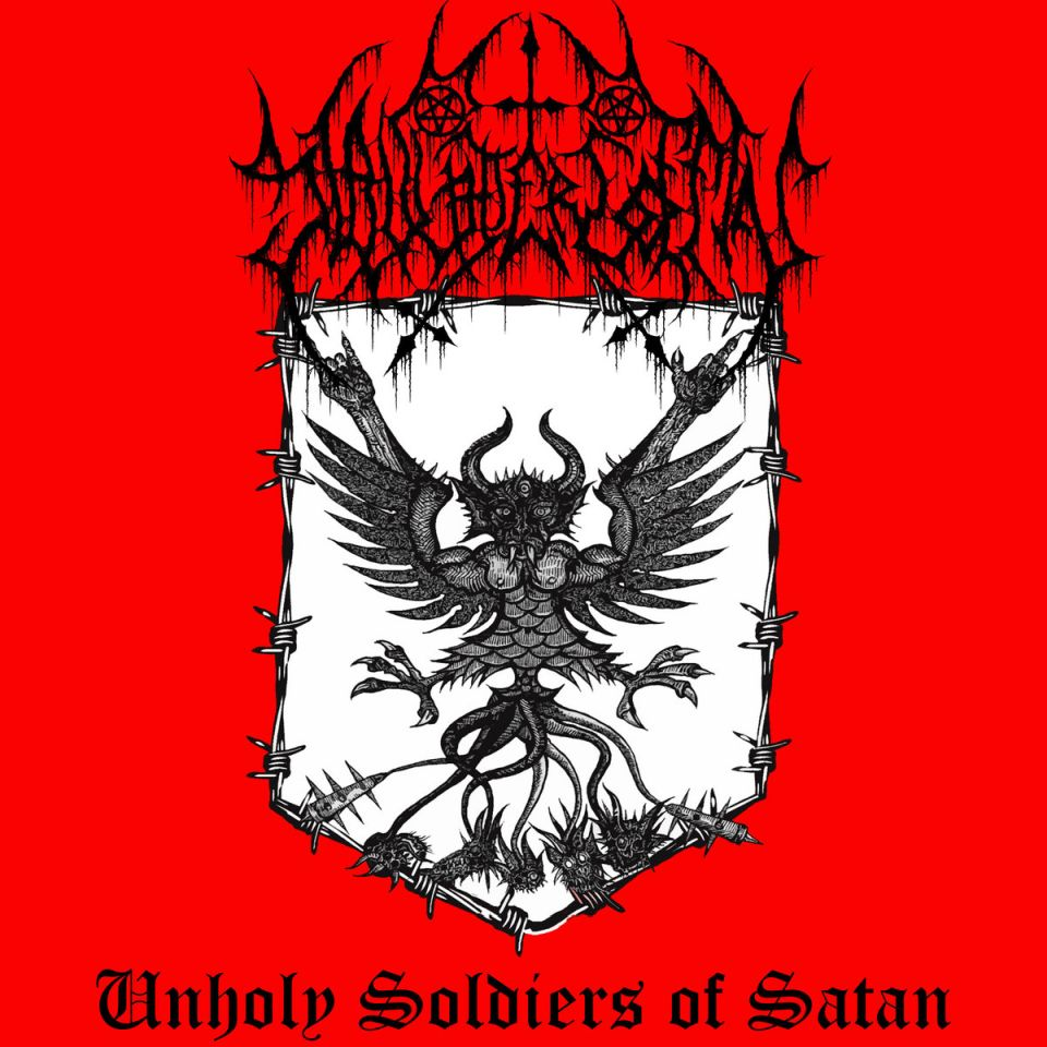 slaughtercoffin – unholy soldiers of satan