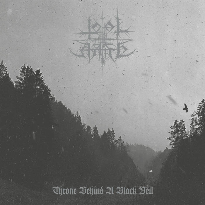total hate – throne behind a black veil