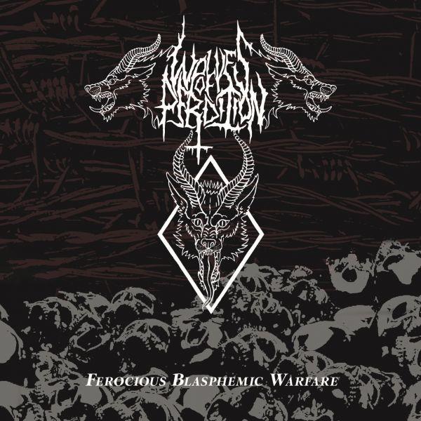 wolves of perdition – ferocious blasphemic warfare