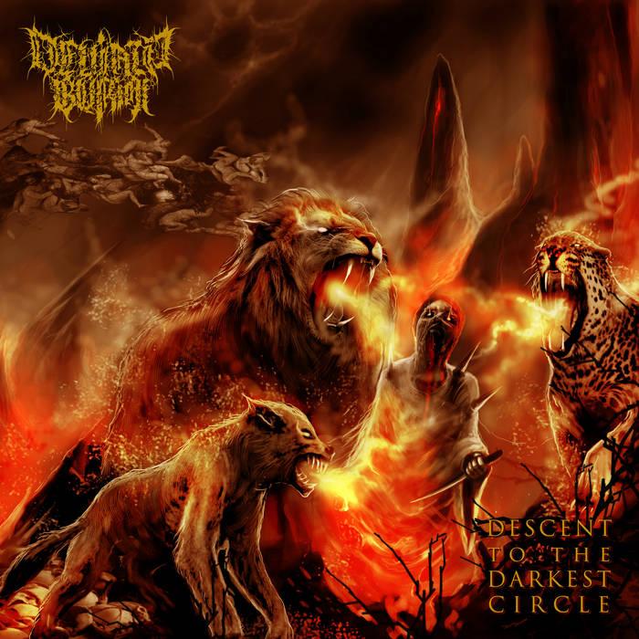deviant burial – descent to the darkest circle