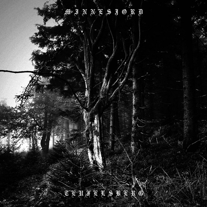minnesjord / teufelsberg – minnesjord / teufelsberg [split]
