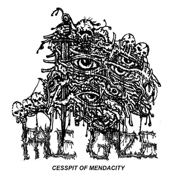 pale gaze – cesspit of mendacity