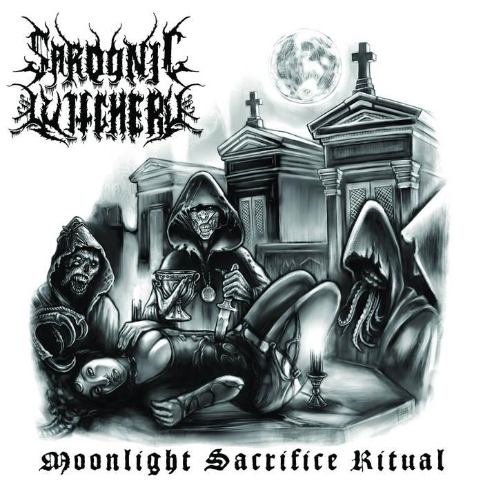 sardonic witchery – moonlight sacrifice ritual