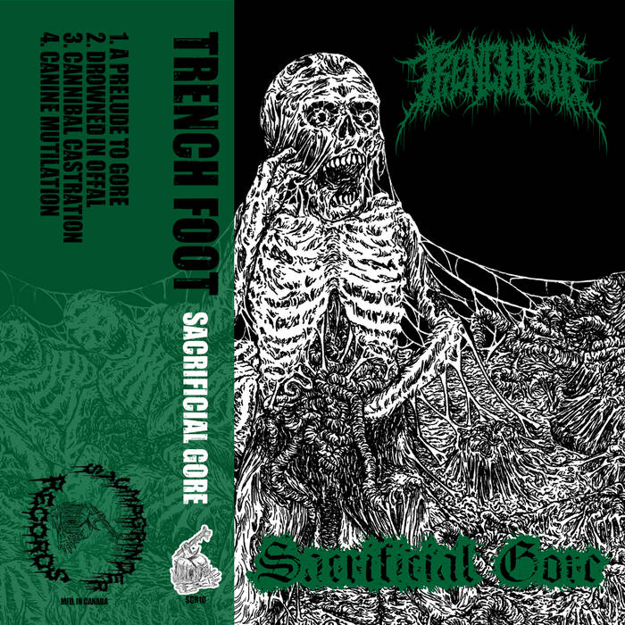 trench foot – sacrificial gore [ep]