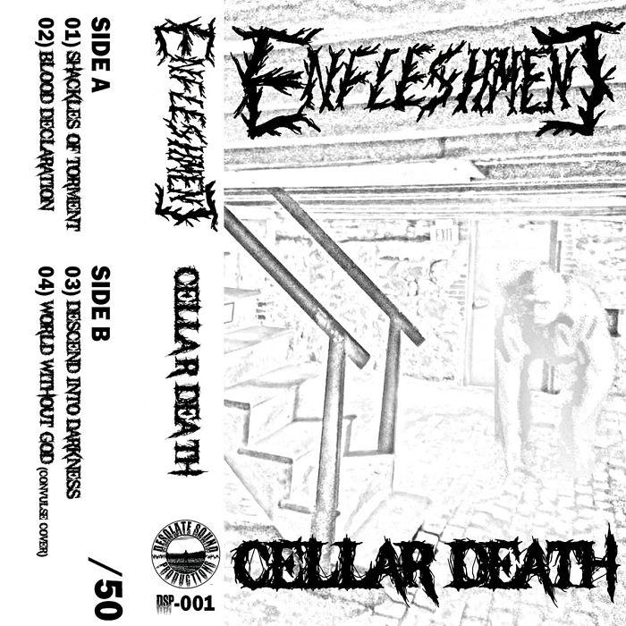 enfleshment – cellar death [demo]