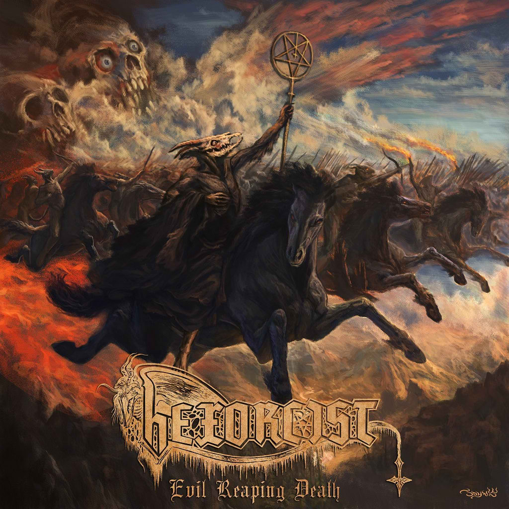 hexorcist – evil reaping death
