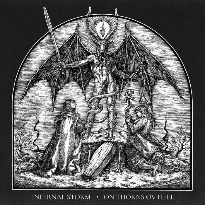 infernal storm – on thorns ov hell [ep]